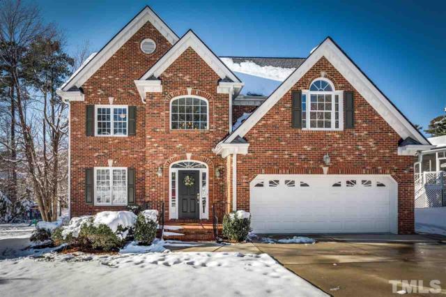 8509 Clarks Branch Drive, Raleigh, NC 27613 (#2167216) :: Rachel Kendall Team, LLC