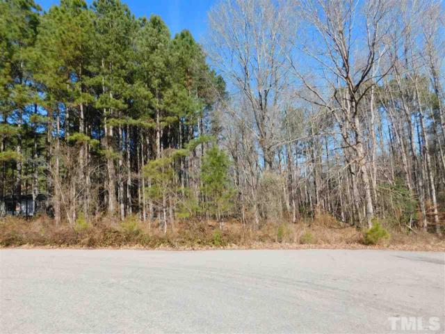 Lot 26 Whitney Drive, Louisburg, NC 27549 (#2167217) :: The Jim Allen Group