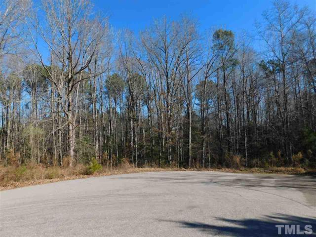 Lot 27 Whitney Drive, Louisburg, NC 27549 (#2167218) :: The Jim Allen Group