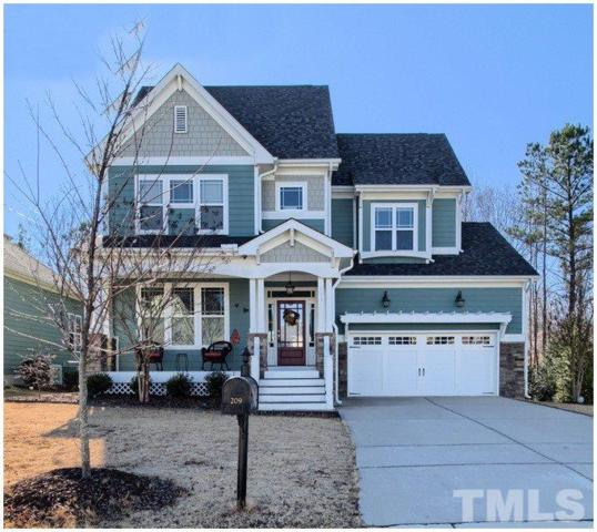 209 Middlegreen Place, Holly Springs, NC 27540 (#2167303) :: The Jim Allen Group