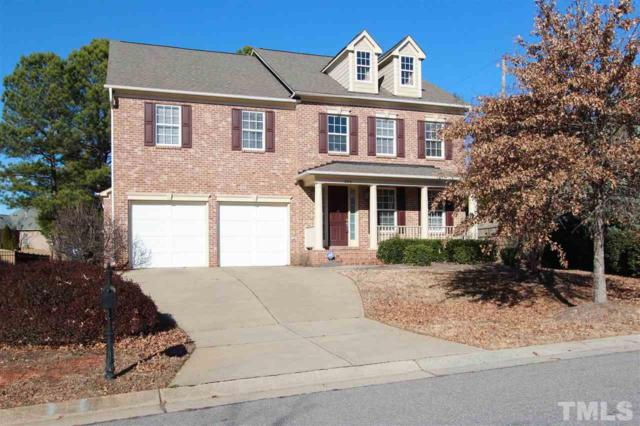 206 Olive Field Drive, Holly Springs, NC 27540 (#2167355) :: The Jim Allen Group