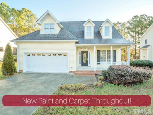 9432 White Carriage Drive, Wake Forest, NC 27587 (#2167403) :: The Jim Allen Group