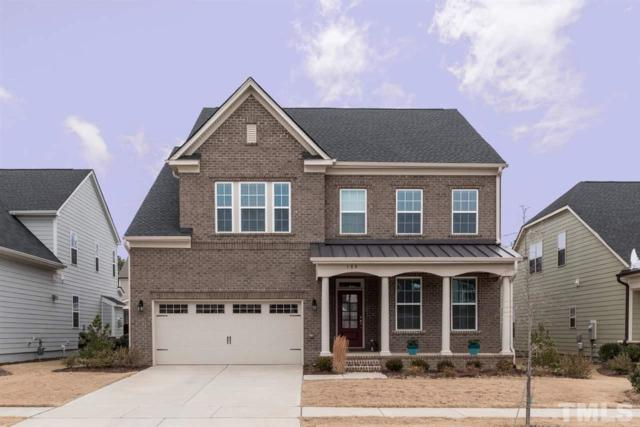 108 Martingale Drive, Holly Springs, NC 27540 (#2167458) :: Rachel Kendall Team, LLC