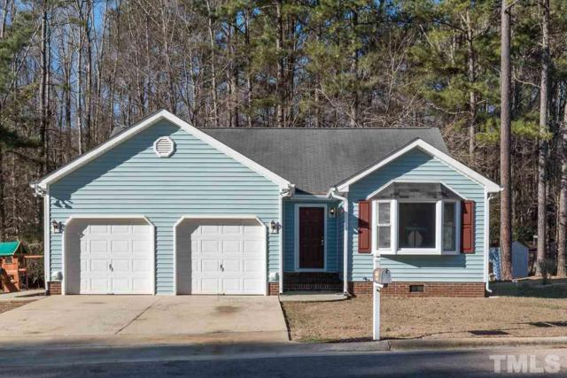703 St Catherines Drive, Wake Forest, NC 27587 (#2167521) :: Raleigh Cary Realty