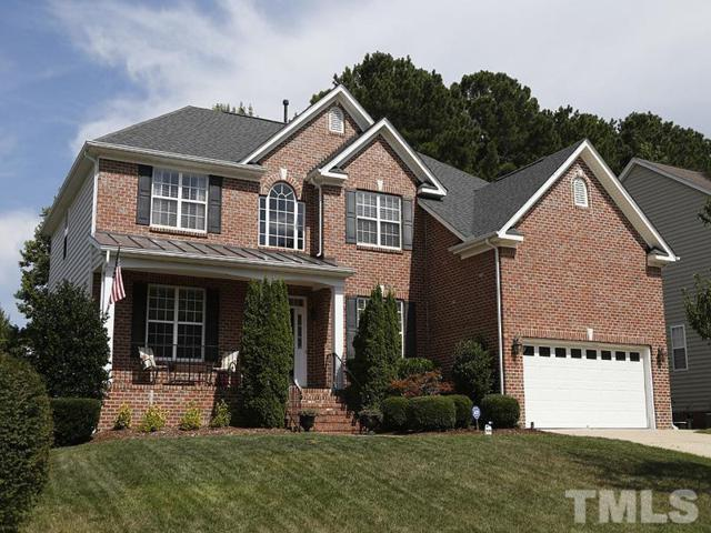 9044 Dansforeshire Way, Wake Forest, NC 27587 (#2167522) :: The Jim Allen Group