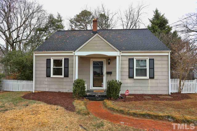 605 Mills Street, Raleigh, NC 27608 (#2167637) :: Rachel Kendall Team, LLC