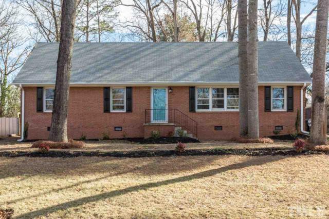 3208 Julian Drive, Raleigh, NC 27604 (#2167650) :: Raleigh Cary Realty