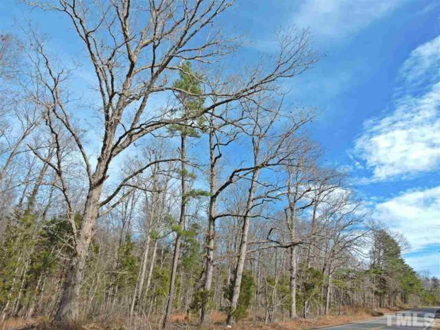 Lot 1 Thunder Road, Rougemont, NC 27572 (#2167664) :: The Jim Allen Group