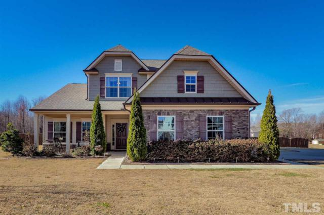 645 Spruce Meadows Lane, Willow Spring(s), NC 27529 (#2167671) :: Raleigh Cary Realty