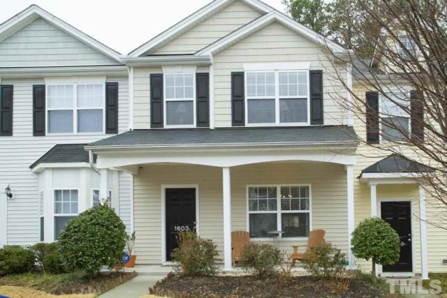 1725 Tw Alexander Drive #1603, Durham, NC 27703 (#2167684) :: Raleigh Cary Realty