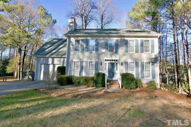 1002 W Beechmont Circle, Apex, NC 27502 (#2167687) :: The Jim Allen Group