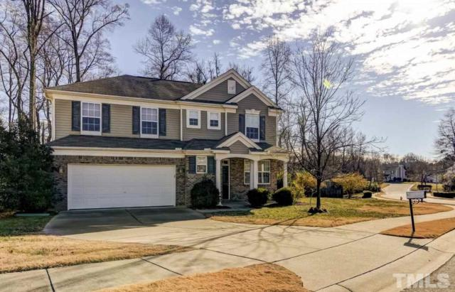 157 Cairns Drive, Fuquay Varina, NC 27526 (#2167690) :: The Jim Allen Group