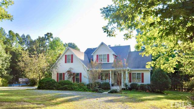 800 Highland Trail, Chapel Hill, NC 27516 (#2167699) :: The Jim Allen Group