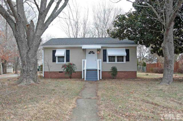 521 Forrest Street, Hillsborough, NC 27278 (#2167722) :: Raleigh Cary Realty