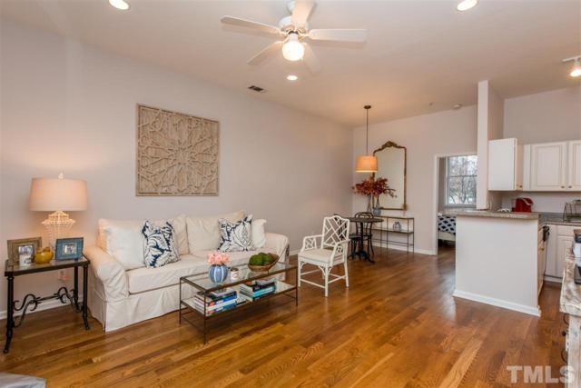 320 W Martin Street #104, Raleigh, NC 27601 (#2167763) :: Raleigh Cary Realty