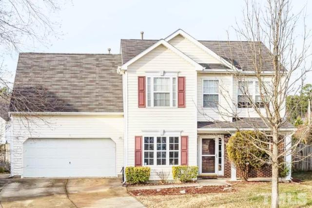 110 Downing Brook Court, Morrisville, NC 27560 (#2167775) :: Raleigh Cary Realty