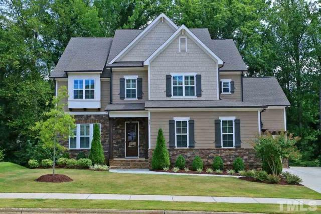 907 Cambridge Hall Loop, Apex, NC 27539 (#2167820) :: Raleigh Cary Realty
