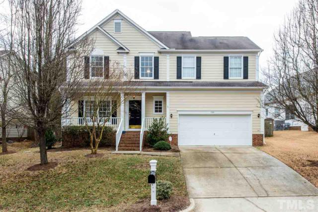 104 Holmhurst Court, Cary, NC 27519 (#2167822) :: The Jim Allen Group