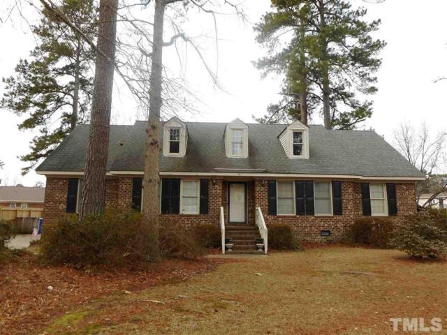 1816 Lynn Drive, Wilson, NC 27893 (#2167945) :: The Jim Allen Group