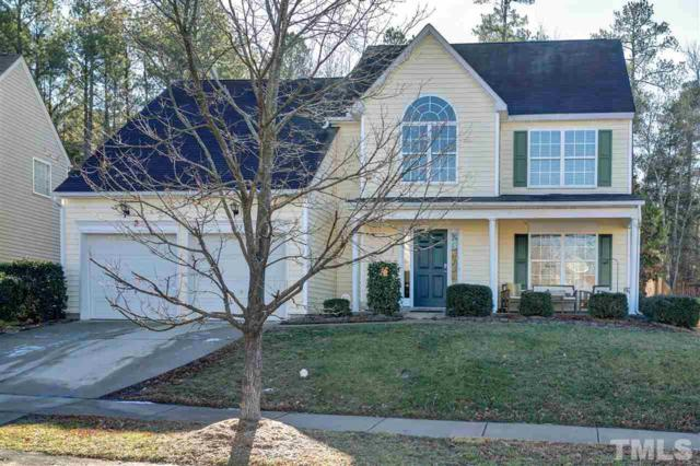 109 Talley Ridge Drive, Holly Springs, NC 27540 (#2167954) :: The Jim Allen Group