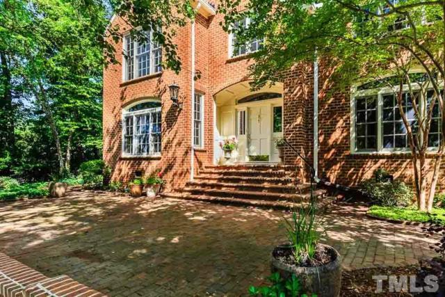 1 St James Place, Chapel Hill, NC 27514 (#2167966) :: Raleigh Cary Realty