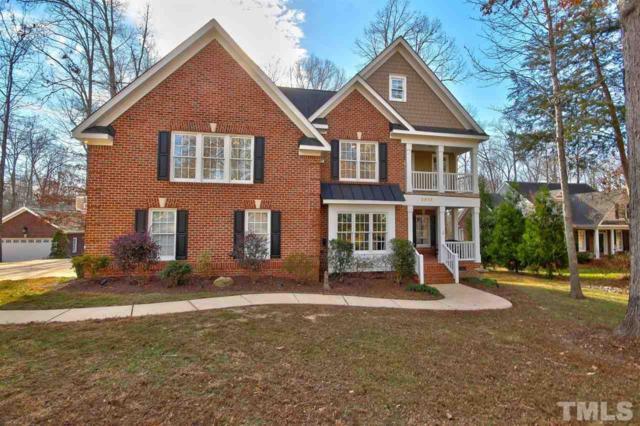 2813 Lauren Oaks Drive, Raleigh, NC 27616 (#2167998) :: Rachel Kendall Team, LLC