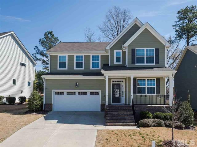 333 Plott Hound Lane, Wake Forest, NC 27587 (#2168090) :: The Abshure Realty Group