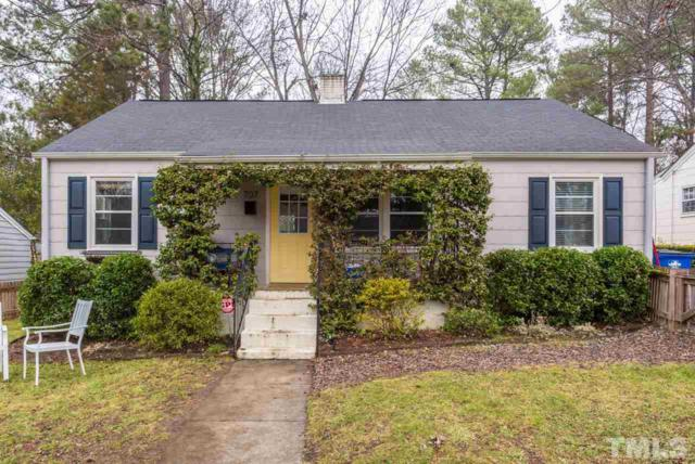 707 Monroe Drive, Raleigh, NC 27604 (#2168092) :: Raleigh Cary Realty