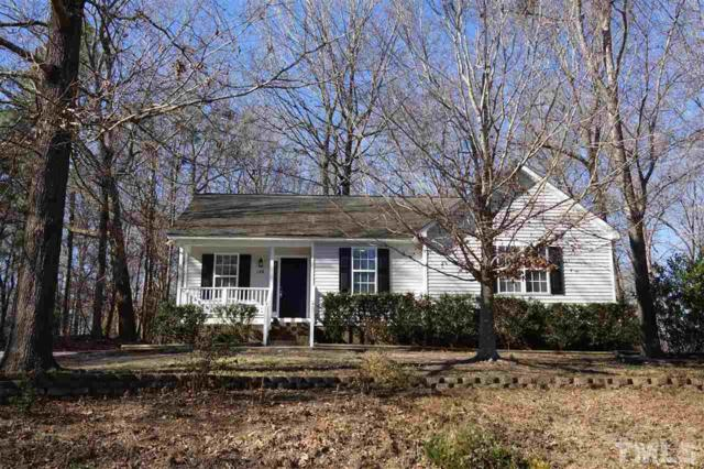 159 Hilltop Drive, Four Oaks, NC 27524 (#2168101) :: The Jim Allen Group