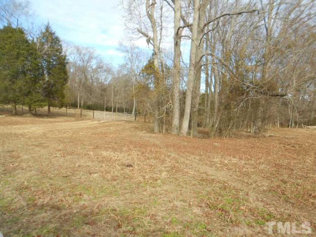 Lot 7 Black Horse Run, Bear Creek, NC 27207 (#2168132) :: M&J Realty Group