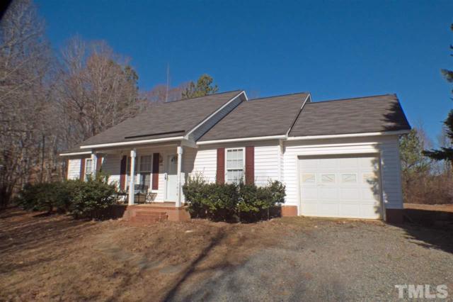 1616 Mattie Road, Sanford, NC 27330 (MLS #2168195) :: ERA Strother Real Estate