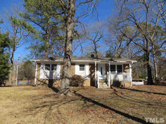 633 Shannon Drive, Chapel Hill, NC 27516 (#2168197) :: Raleigh Cary Realty