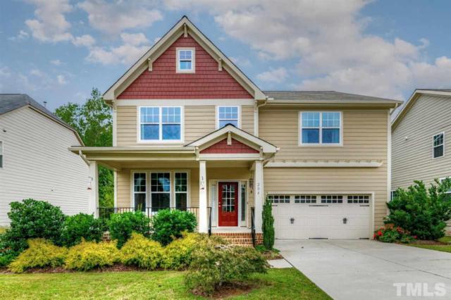 204 Shorehouse Way, Holly Springs, NC 27540 (#2168247) :: Rachel Kendall Team, LLC
