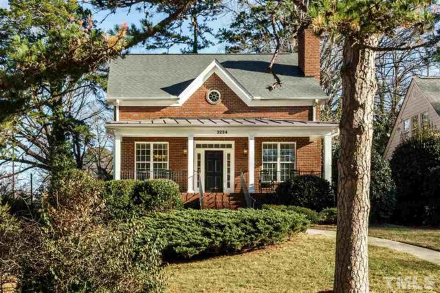 3224 Bedford Avenue, Raleigh, NC 27607 (#2168279) :: Raleigh Cary Realty