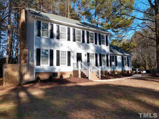 105 Cavendish Drive, Cary, NC 27513 (#2168284) :: Raleigh Cary Realty
