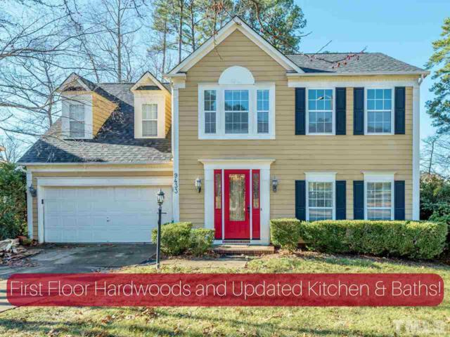 9433 Tweeds Mill Road, Raleigh, NC 27617 (#2168286) :: Raleigh Cary Realty