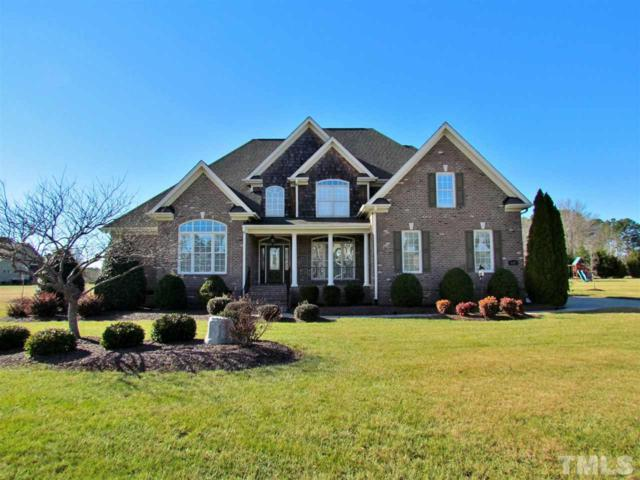 1628 Font Hills Lane, Knightdale, NC 27545 (#2168289) :: The Jim Allen Group