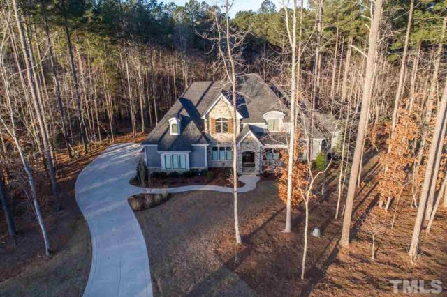 7121 Cove Lake Drive, Wake Forest, NC 27587 (#2168311) :: The Jim Allen Group