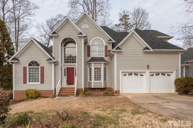 409 Danton Drive, Cary, NC 27518 (#2168335) :: The Jim Allen Group