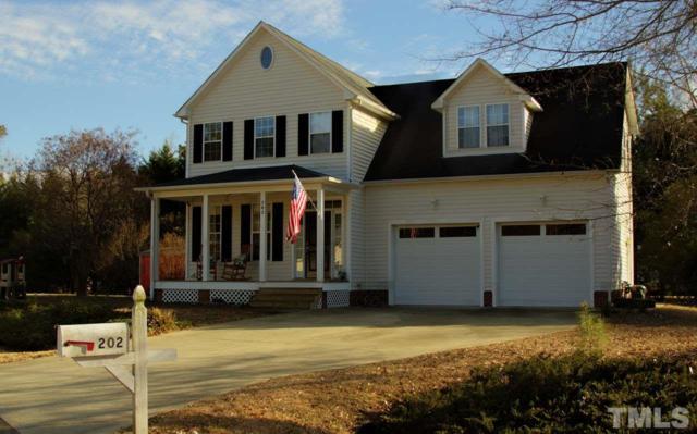 202 Galloway Drive, Garner, NC 27529 (#2168337) :: Raleigh Cary Realty