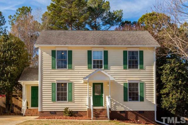 2409 Westgate Drive, Sanford, NC 27330 (MLS #2168395) :: ERA Strother Real Estate