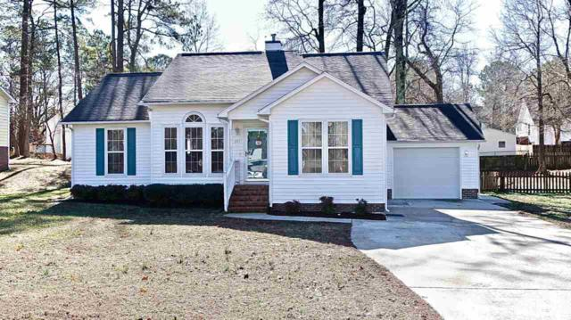 301 Southampton Drive, Knightdale, NC 27545 (#2168400) :: Raleigh Cary Realty