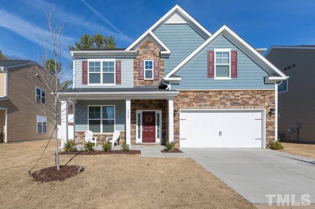 3945 White Kestrel Drive, Raleigh, NC 27616 (#2168410) :: Raleigh Cary Realty