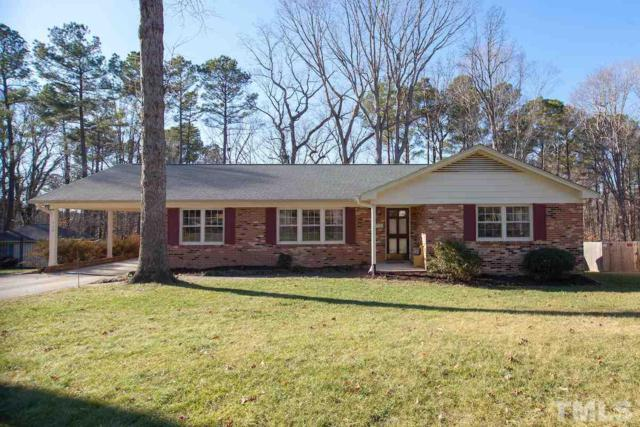 719 Clarion Drive, Durham, NC 27705 (#2168442) :: Raleigh Cary Realty