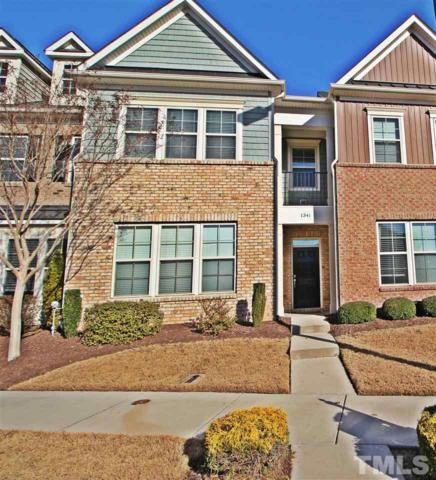 1341 Alemany Street, Morrisville, NC 27560 (#2168495) :: The Jim Allen Group
