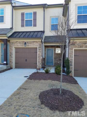 162 Ellsworth Manor Drive #14, Hillsborough, NC 27278 (#2168507) :: Raleigh Cary Realty