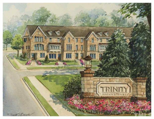 Lot 32 Bowery Drive, Raleigh, NC 27607 (#2168517) :: The Jim Allen Group