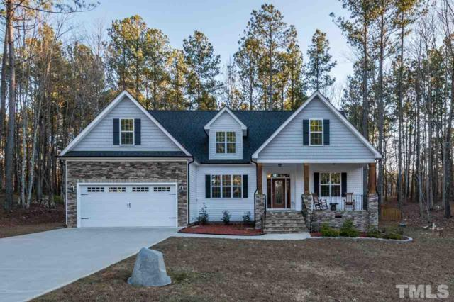 3630 Pine Needles Drive, Wake Forest, NC 27587 (#2168518) :: The Jim Allen Group