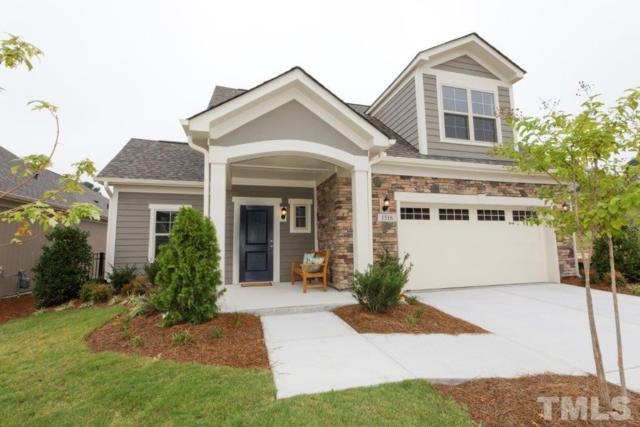 1436 Abbotsford Way #115, Cary, NC 27519 (MLS #2168541) :: ERA Strother Real Estate