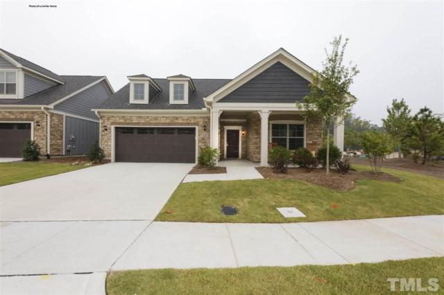 105 Windemere Crossing #55, Chapel Hill, NC 27516 (MLS #2168565) :: ERA Strother Real Estate